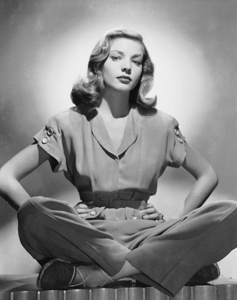 Lauren Bacall - Key Largo