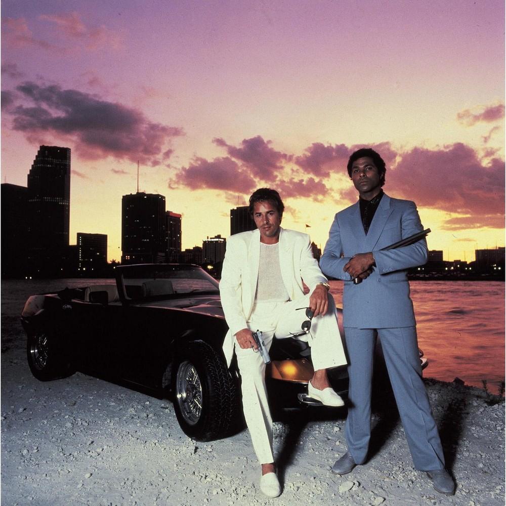 Espadryle - Policjanci z Miami