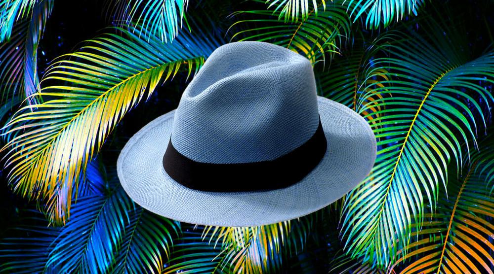 panama hat spring 2015