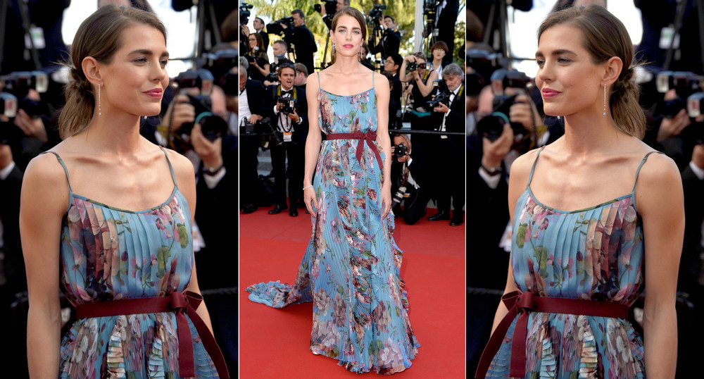 charlotte casiraghi cannes 2015