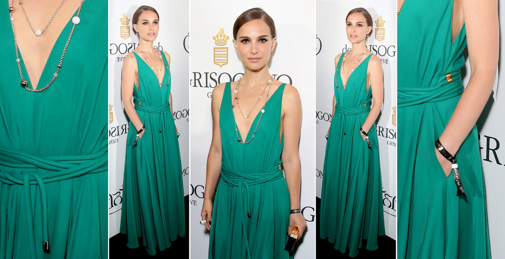 Natalie Portman w sukni Lanvin