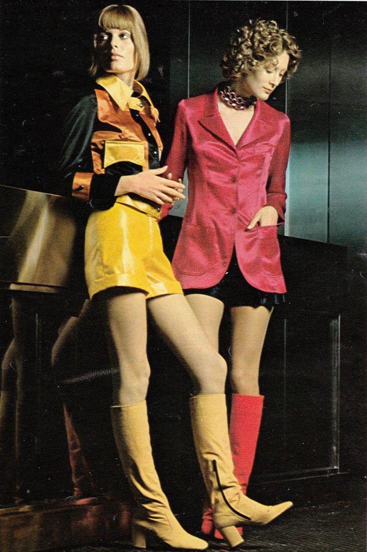 Szorty w latach sześćdziesiątych