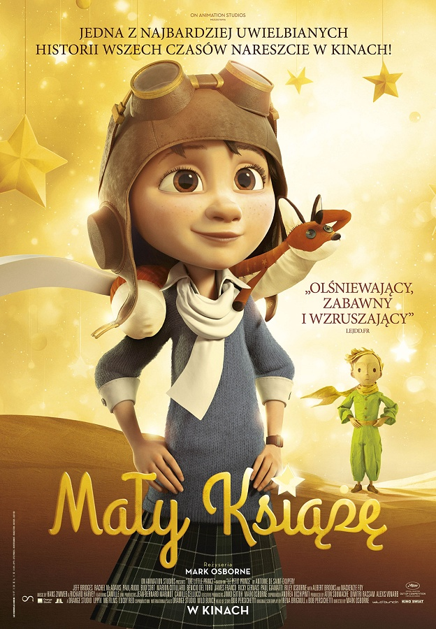 mały książę film 2015