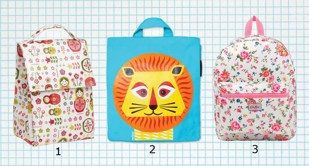 plecaki i tornistry dla dzieci