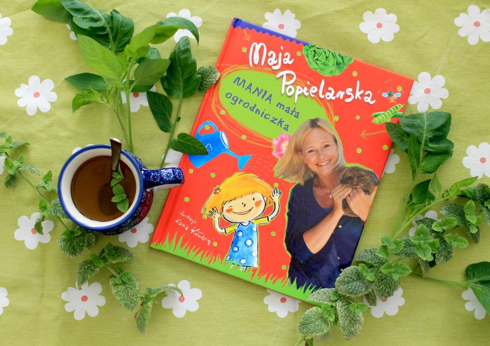 maja popielarska maja w ogrodzie książka dla dzieci