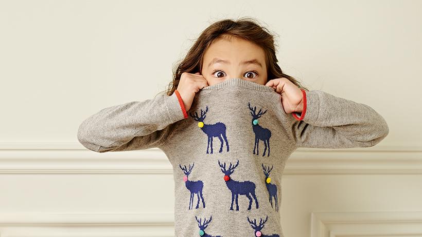 sweter renifery