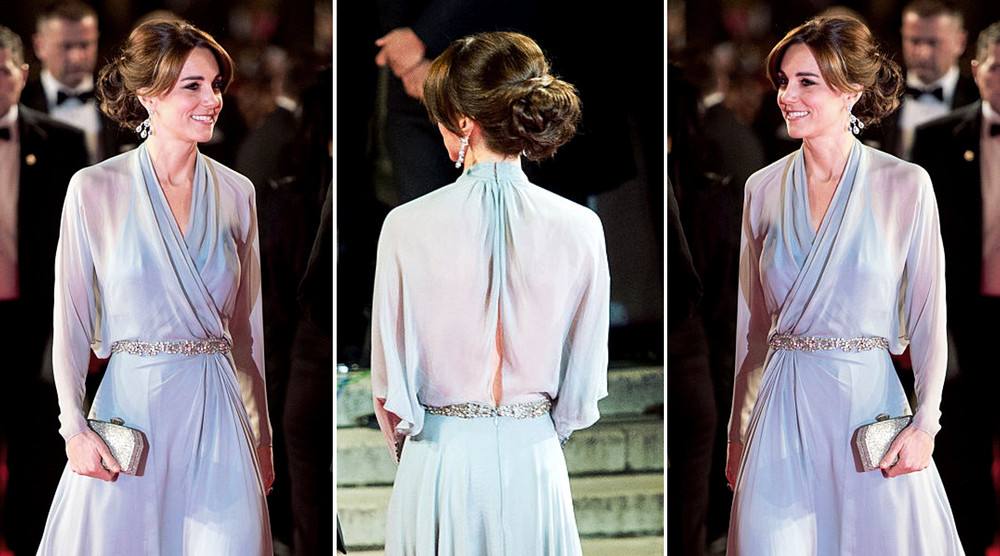 Getty Images / Kate Middleton - Spectre
