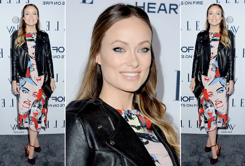 olivia wilde marc jacobs dress