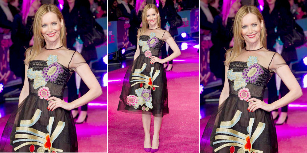 leslie mann how to be single dress