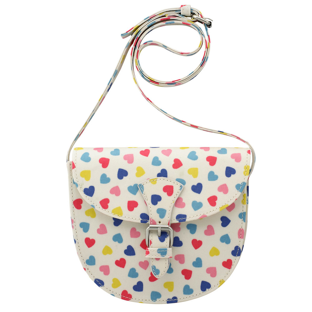 Confetti Hearts Kids Across Body Handbag 14 funtów cathdskidson.jpg