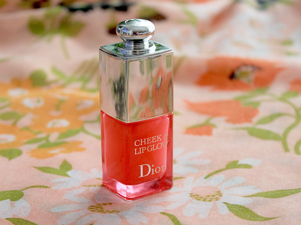 cheek and lip glow dior