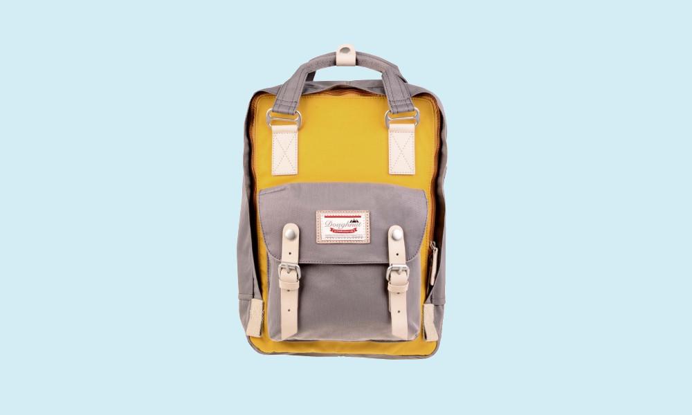 plecak vintage do szkoły