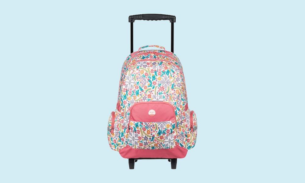 roxy plecak szkolny na kołkach
