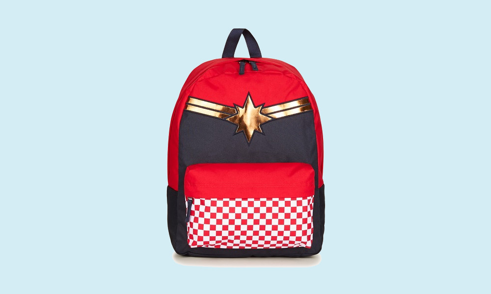 VANS X MARVEL - plecak szkolny