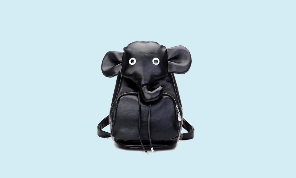 plecak słoń