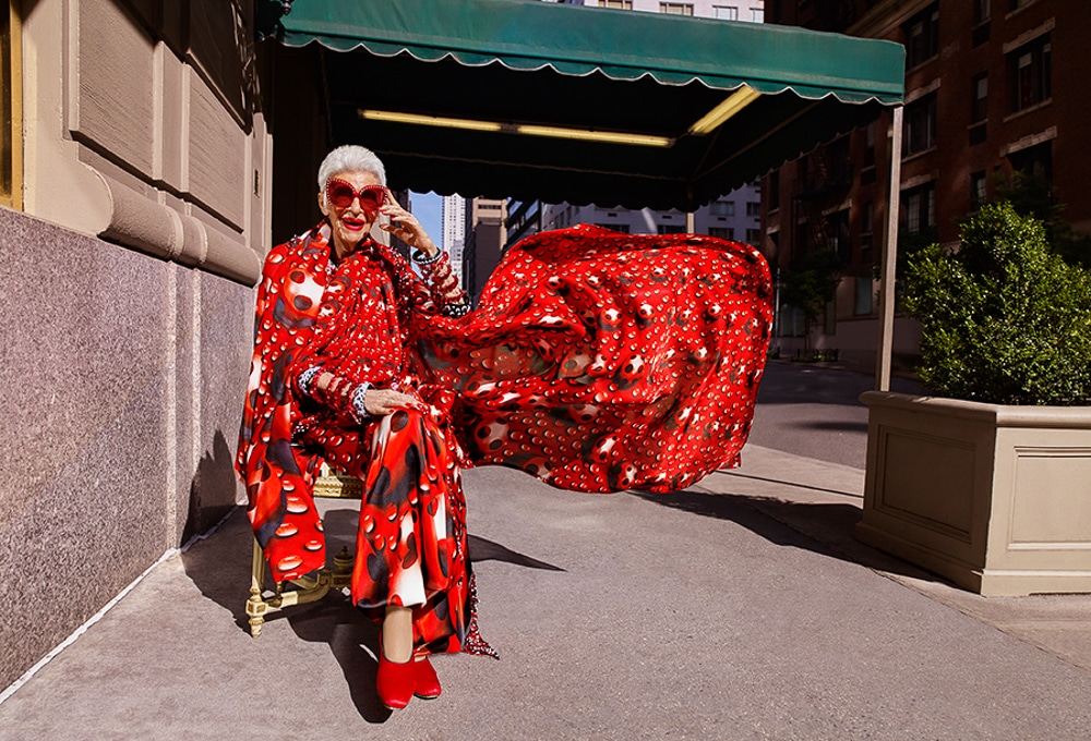 iris apfel vogue portugal