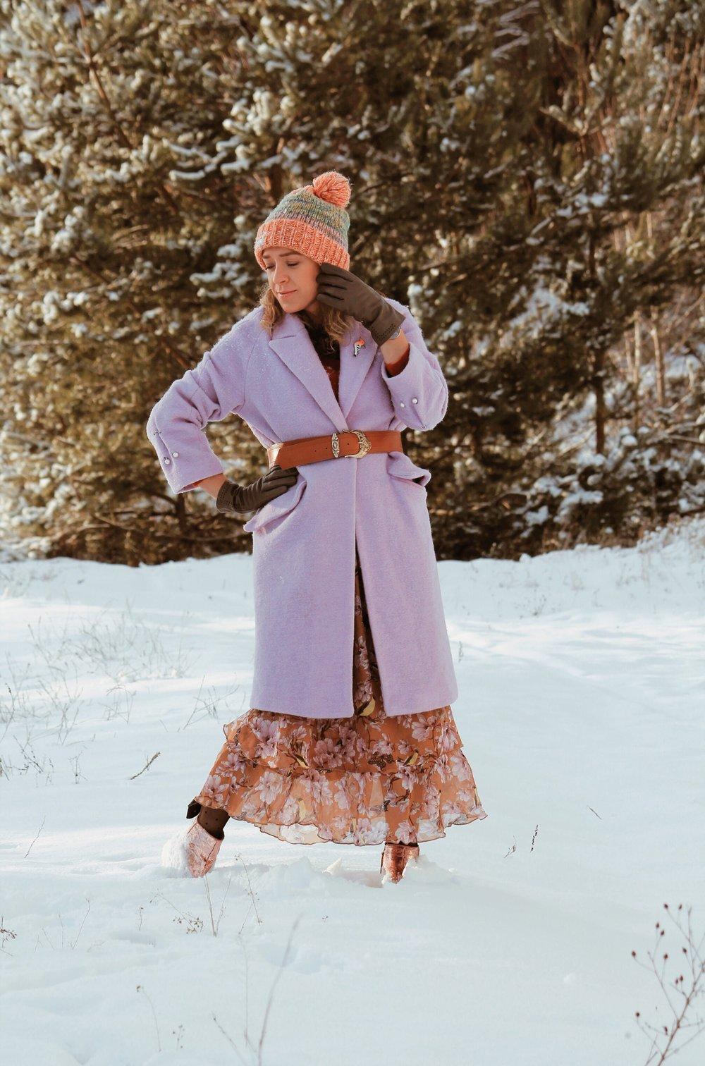 pastelove winter look