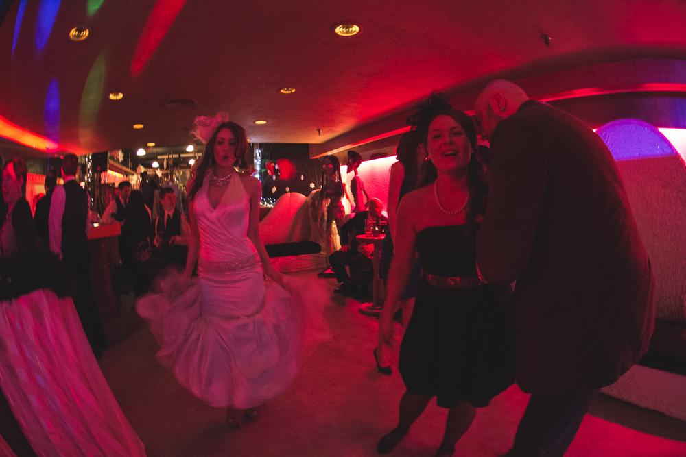 Sudbury Wedding Reception
