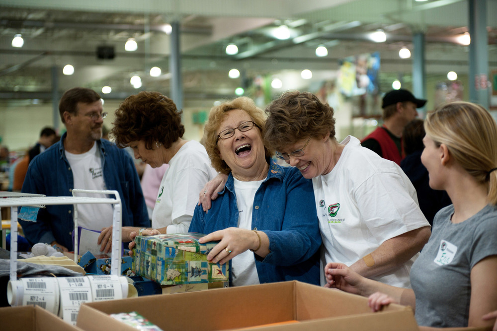 Operation Christmas Child Packing Center Volunteers Date: December 18, 2:00-6:00 PM Location: 425 Horizon Drive, Suwanee, GA 30024 (map) To volunteer with the CCA group, please fill out the form below and Janet will send you the invitation from OCC.