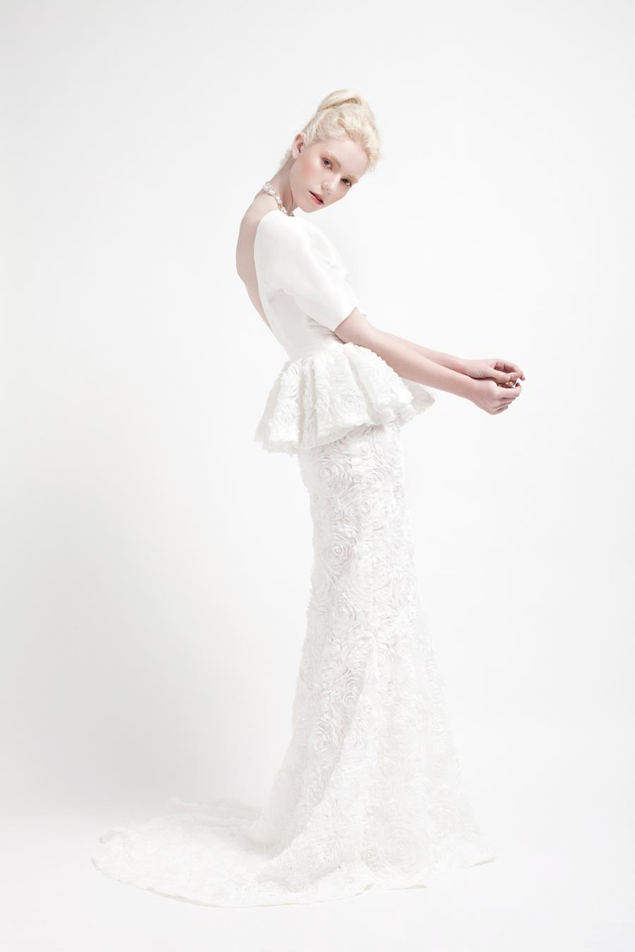 Kelsey GennaGARDEN Gown