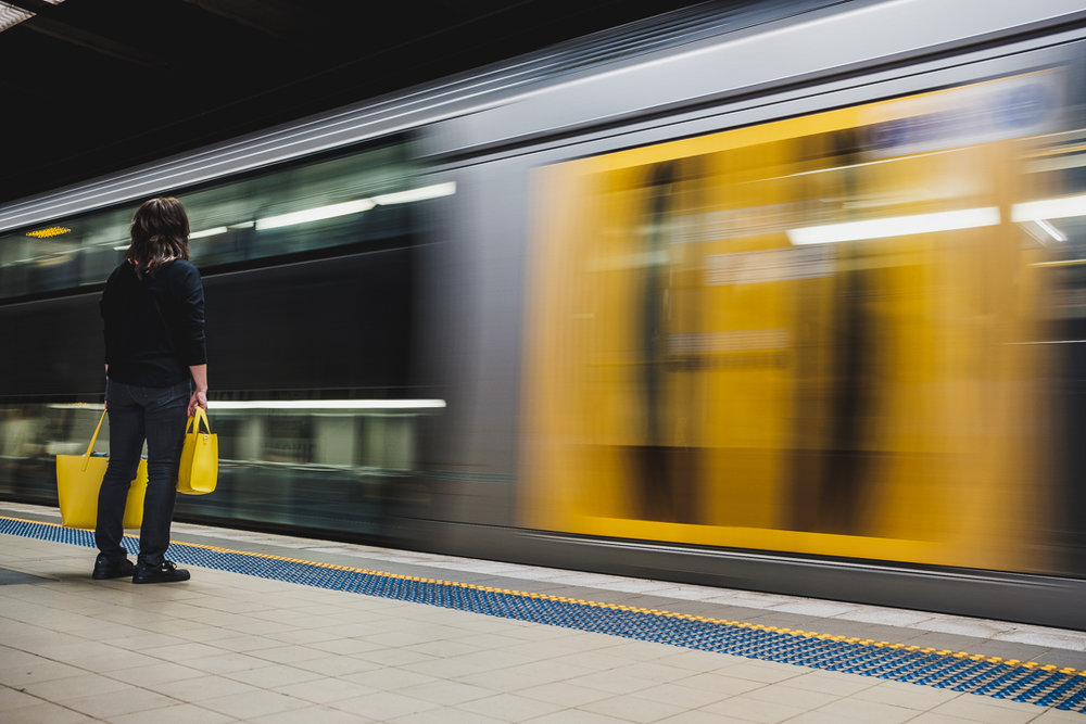 Central Station, Sydney | May 2018