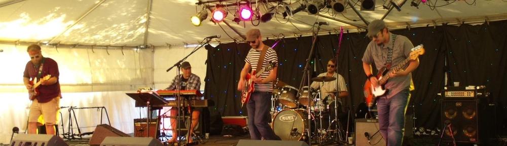 The assemblees, Portland Rose Festival City Fair,summer 2014