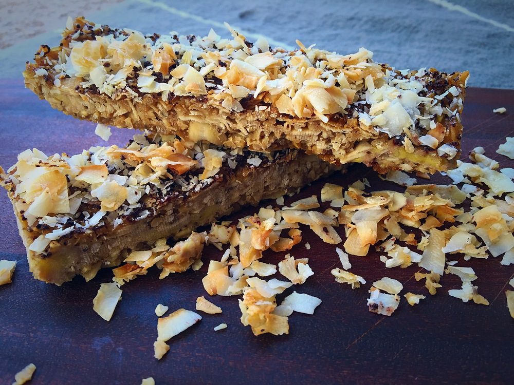 Energy Bars (EGG FREE)