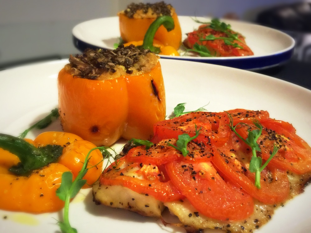 Baked Fish and Stuffed Peppers.jpg