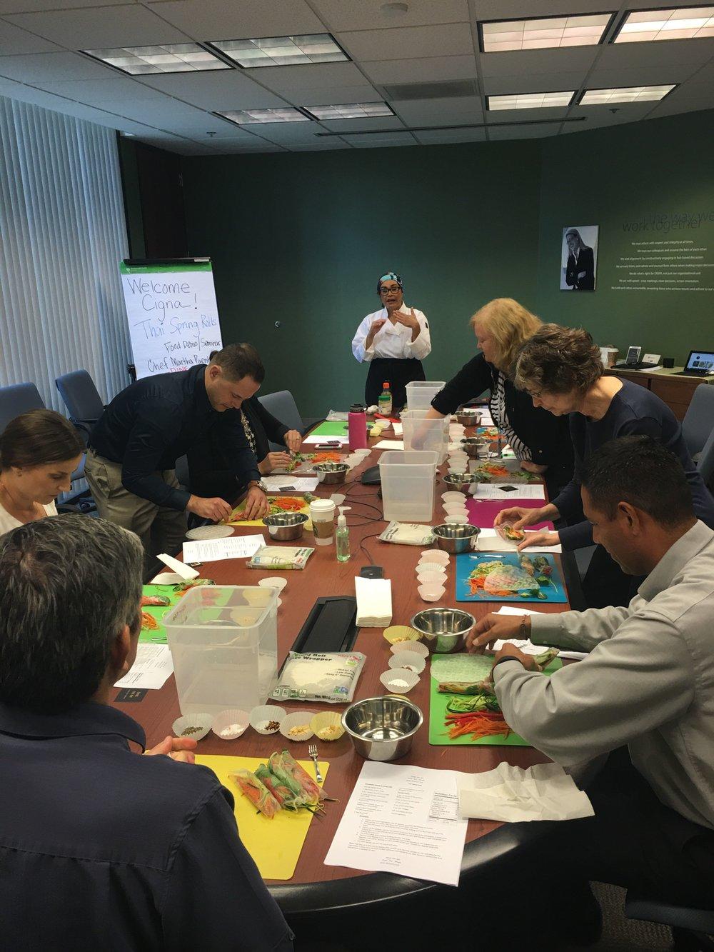 Corporate Workplace Wellness Programs