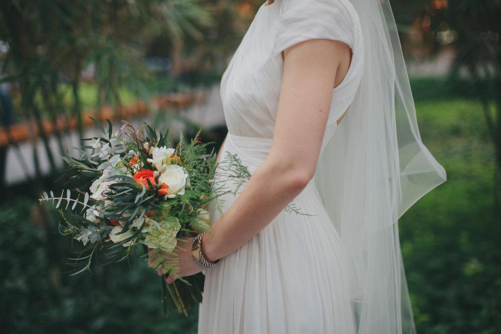 Vintage Spring Wedding
