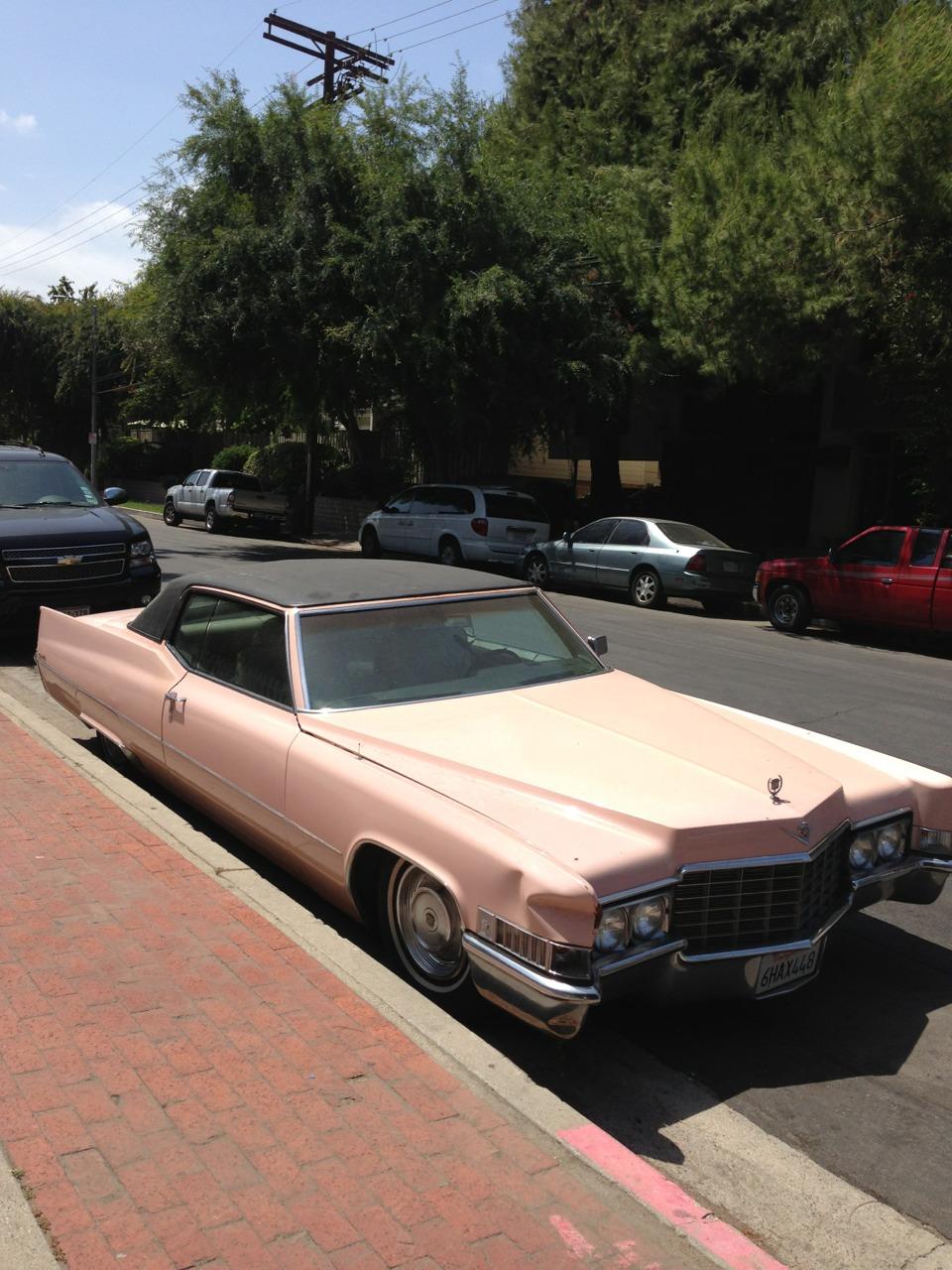 Super classic American style. Los Angeles, CA.