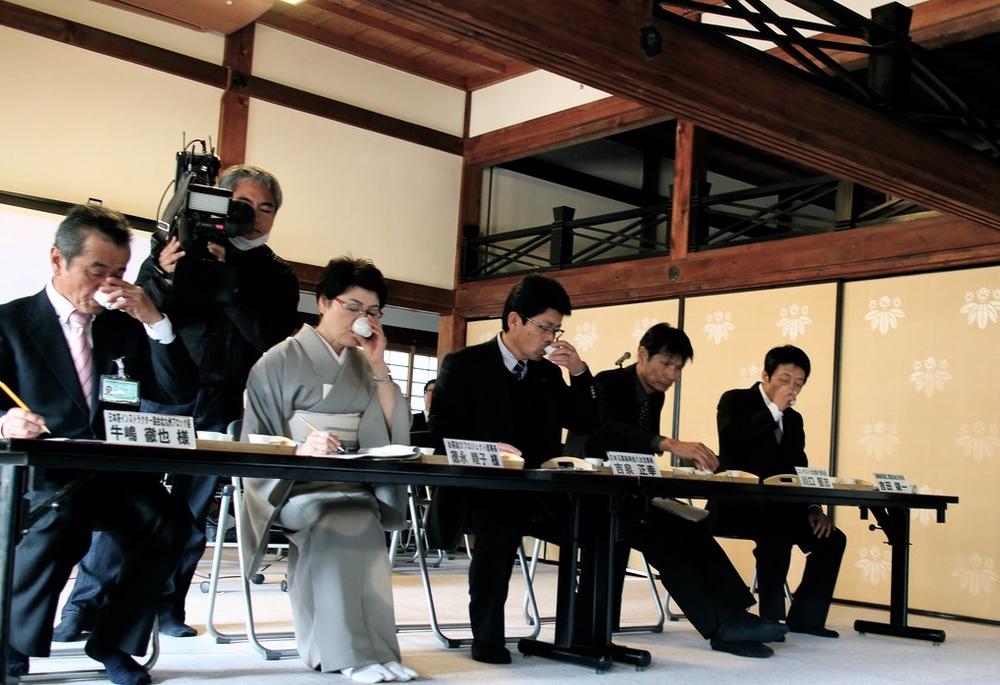 Judges.Photo by Nanako Matsuo