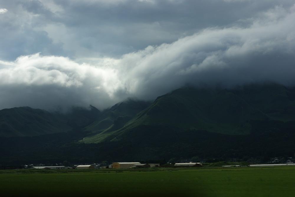 Aso region of Kumamoto prefecture