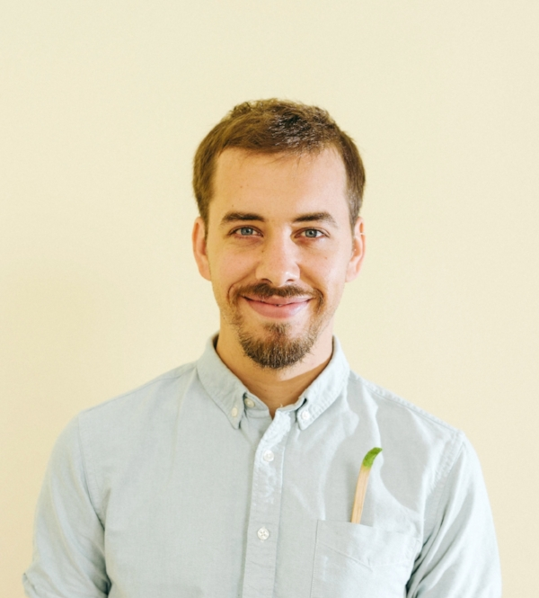Co-Founder and Creative Director, Zach Mangan