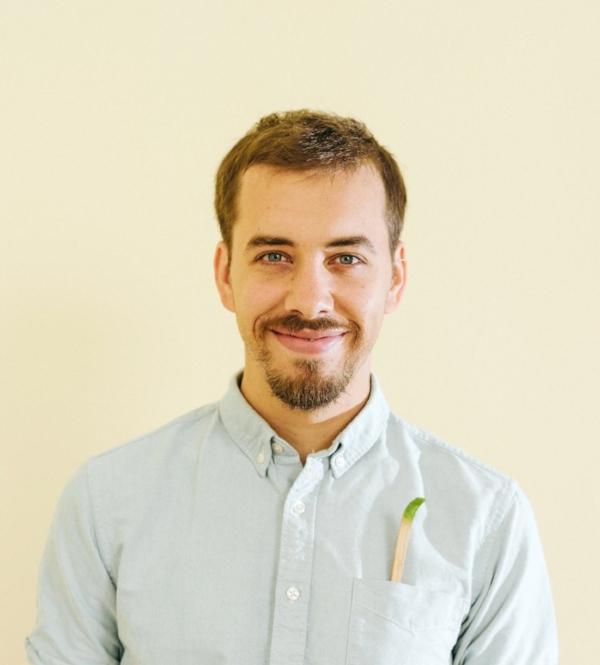 Founder and Creative Director, Zach Mangan