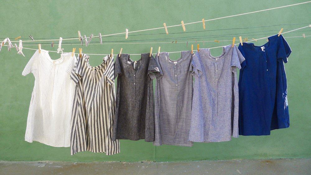 garment farmer tunics