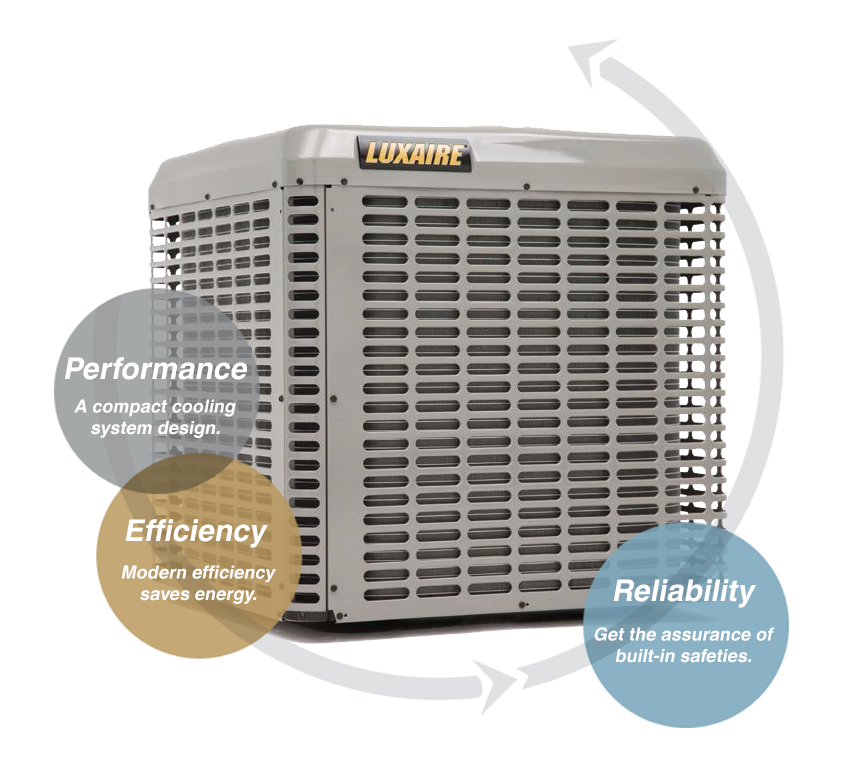 luxaire air conditioner 1
