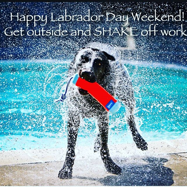 The long weekend is here!!! Yes we are open tomorrow however the schedule is FULL. Have a great and safe long weekend.