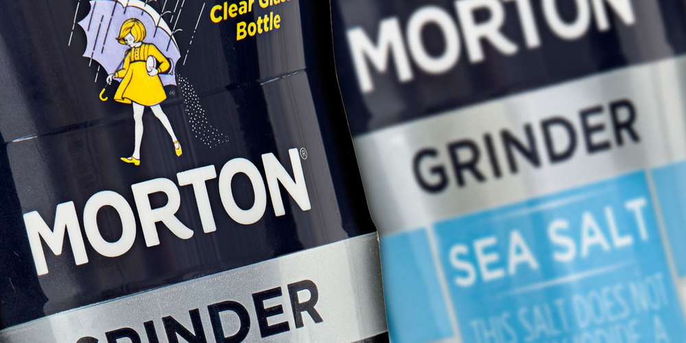 View the Morton Salt Grinder Case Study