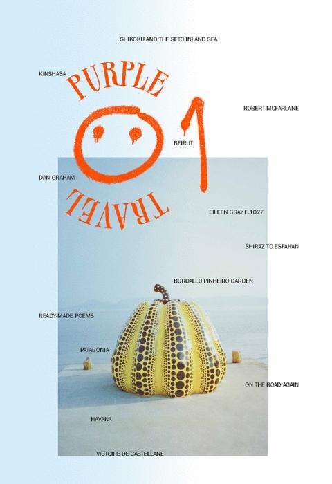 Purple Travel Magazine 2014