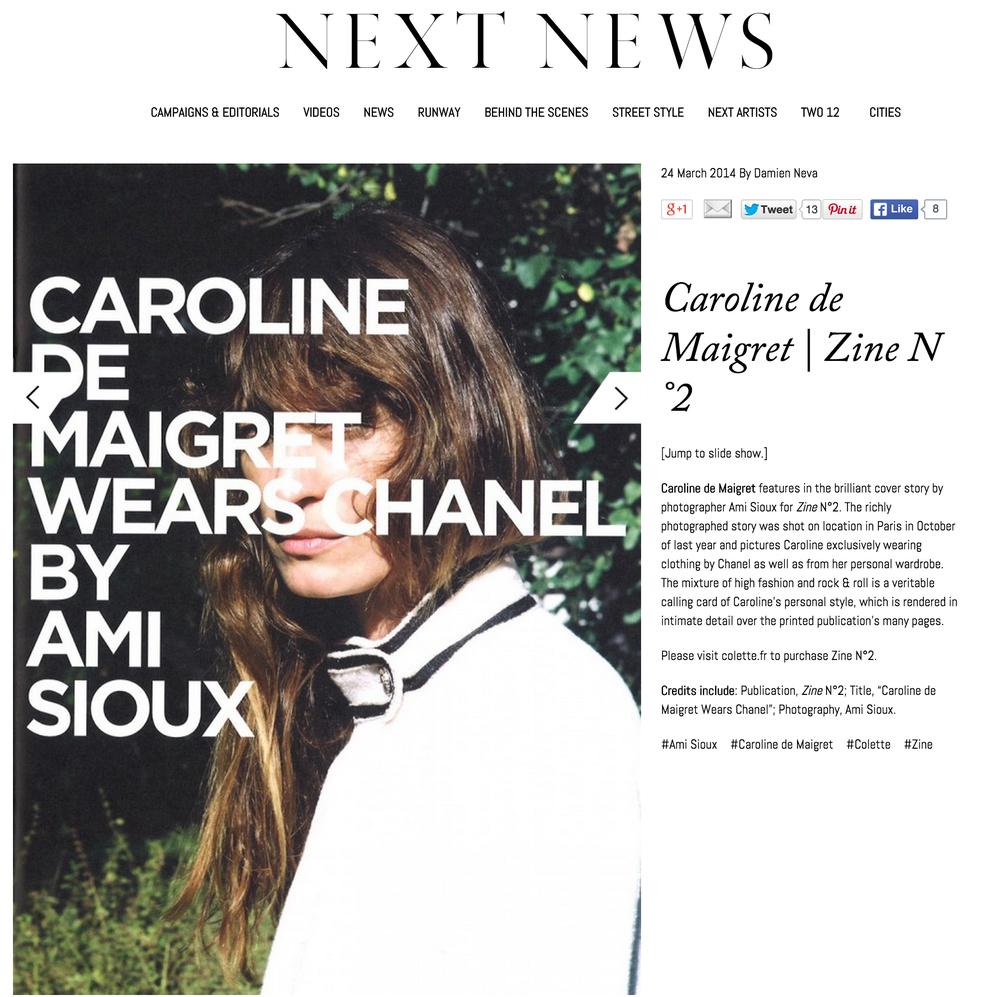 Next News / March 2014