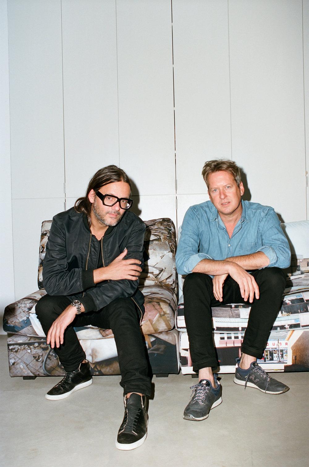 Doug Aitken & Cyrill Gutsch / Parley for the Oceans Project