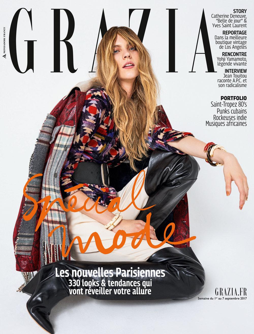 Nicole Pollard / Grazia Paris