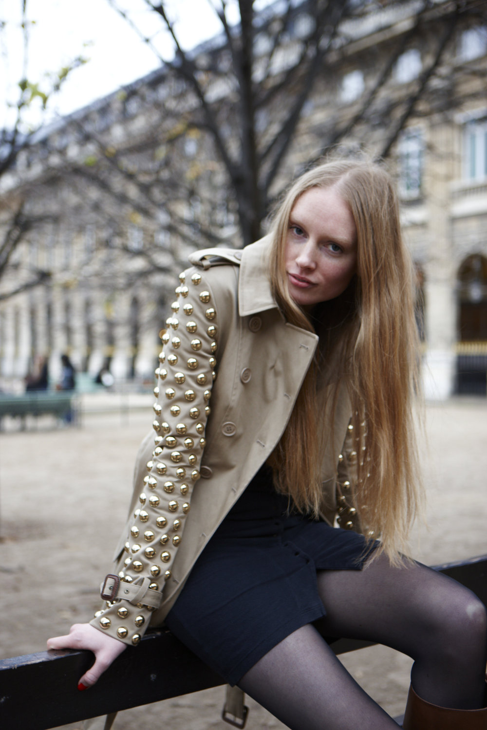 Burberry / Art of the Trench / Bianca o'Brien