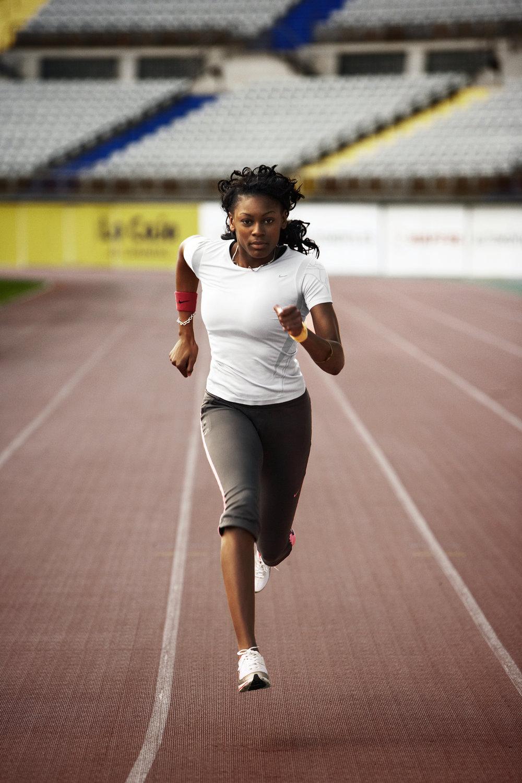 Nike Women / EU Print Campaign