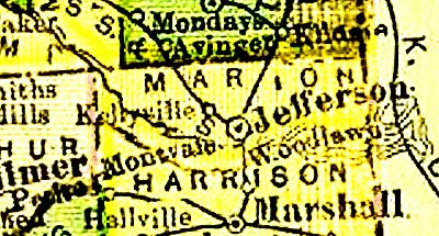 Marion Co Map, Small 1895.jpg