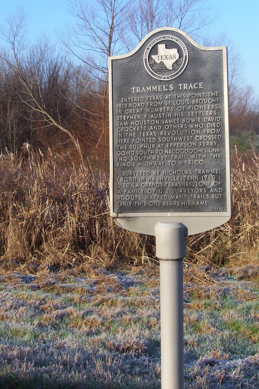 Historical Marker gone?