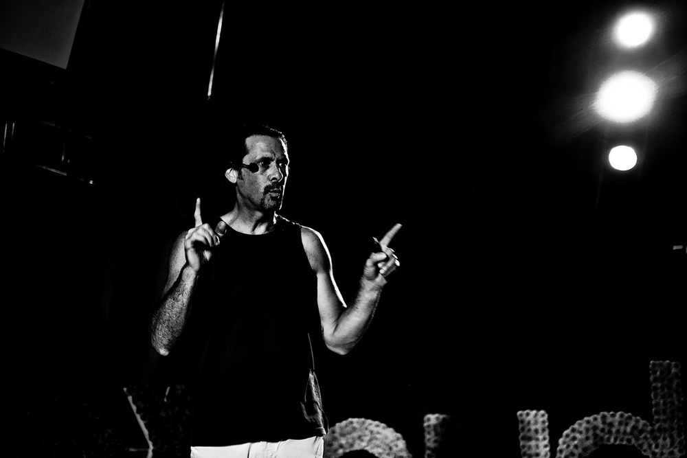 Asher Yaron at TEDx Ubud, 2012