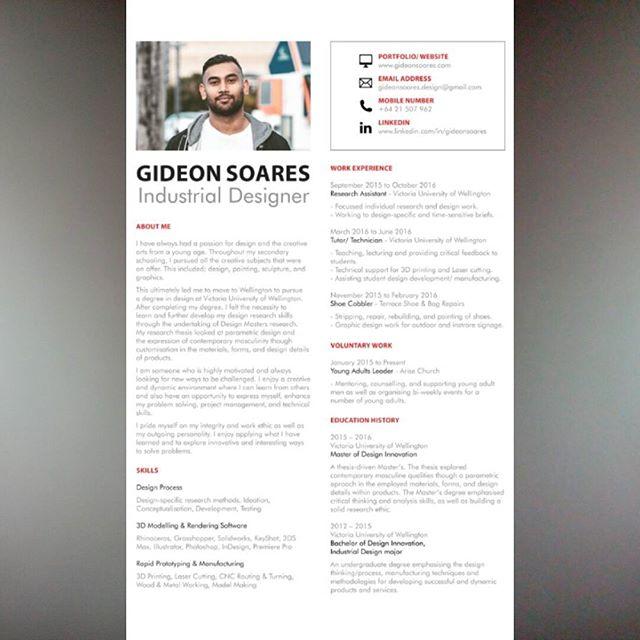 Employ me #design. #shameless www.gideonsoares.com