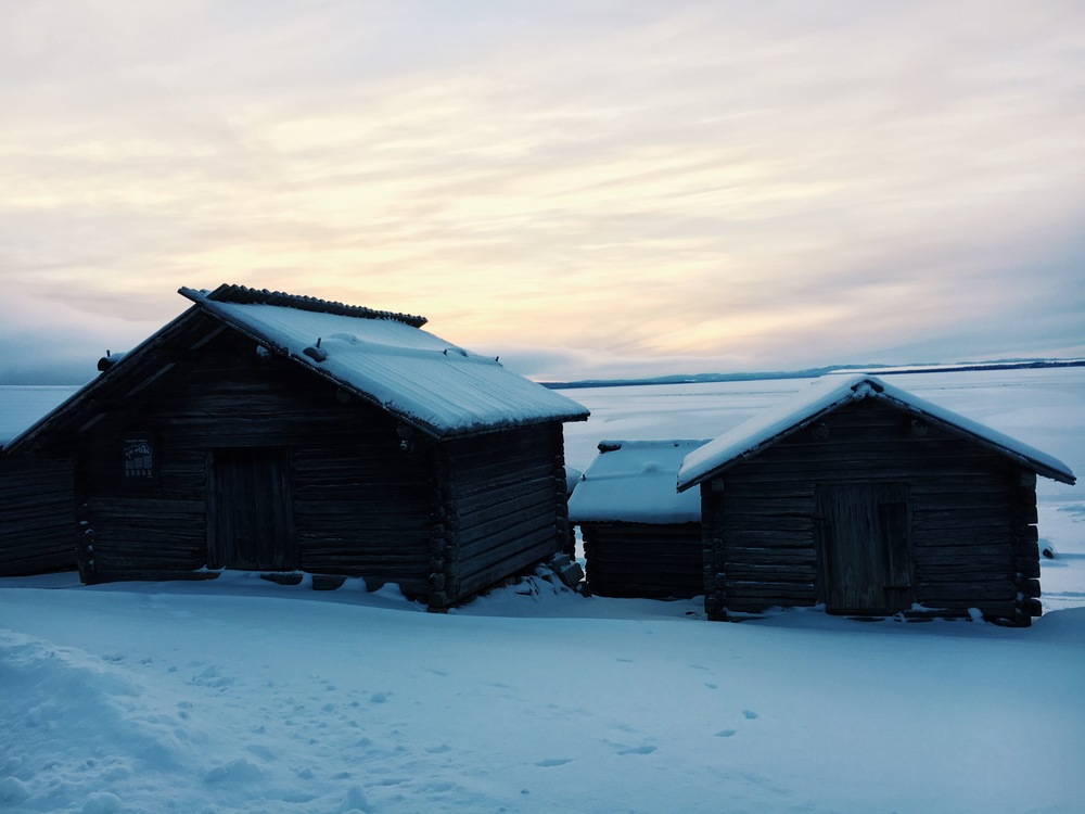 Rattvik-in-Winter